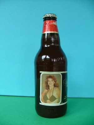 Nude Beer Bottle #27