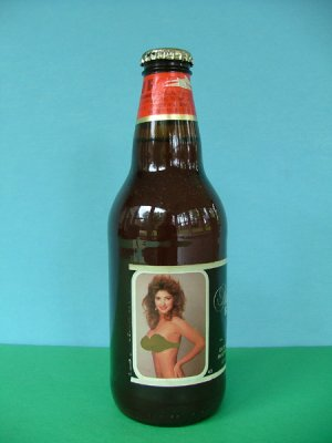 Nude Beer Bottle #43