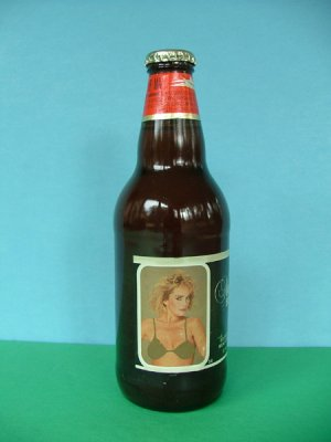 Nude Beer Bottle #54