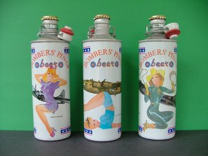BOMBERS� PIN-UP BEER
