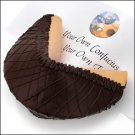 Lover's Dark Chocolate Gourmet Fortune Cookie