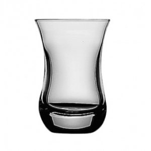 Turkish Tea Glass - Thick - 6pcs