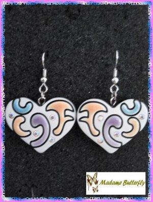 Hearty Earrings