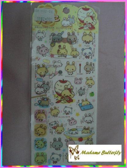 #bunny sticker 11