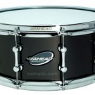 Ahead Black on brass 13 x 6 Snare Drum percussion New