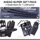 Ahead Drum sticks, Gloves, Stick Bag Custom Gift Pack
