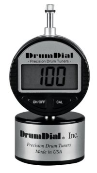 Digital Drum Dial Head percussion custom drumhead turner