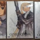 Gunslinger Girl vol 1-3 DVD complete set