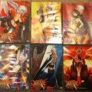 Burst Angel DVD vol 1-6 complete set