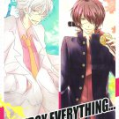 Gintama Doujinshi - Destory Everything... by various - Gintoki X Takasugi