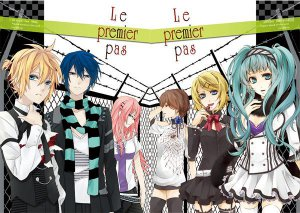 Vocaloid doujinshi - Le premier pas by ����������� - fullcolor