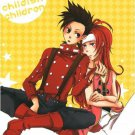 Tales of Symphonia doujinshi - childish chidren by Special Shortcake - Lloyd X Zelos