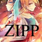 Magi doujinshi -  ZIPP! by ジグソー - Hakuryuu X Alibaba