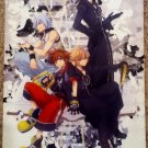 Kingdom Hearts doujinshi - Tomorrow, you must not have by Hummel - Riku X Sora - Axel X Roxas