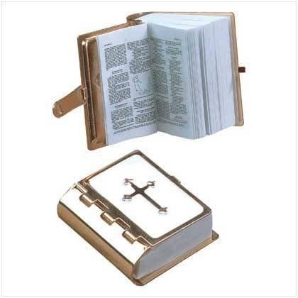 Beautiful Mini Bible w/ Complete Gospel