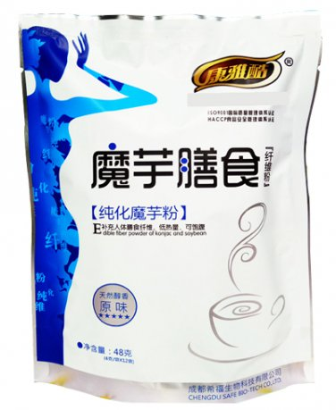 Edible Konjaku Fiber Powder-Diet Powder-Diet Food