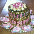 Twix Lovers Candy Bar Cake Two Tier