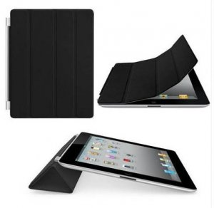 Magnetic Slim PU Leather Smart Cover Stand Holder Protevtive Case for iPad 2,3