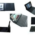 Folding PU Leather Case for iPad Mini, mini 2 with Wireless Bluetooth Keyboard