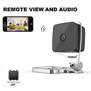 HD Wifi Home Security Wireless IP Surveillance Camera Wide Angle