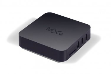MXQ Android 1G RAM 8G flash Fully Loaded Smart TV Box