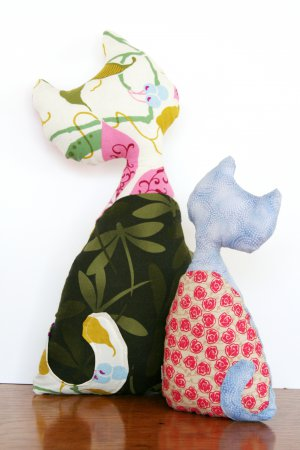 Aromatherapy Stuffed Toy: CAT, Made to Order