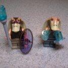 LEGO STAR WARS Gungans Jarjar Binks and Soldier  #7929