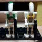 "Lego Star Wars Custom B1 Battle Droids ""AAT  & Cmder"""