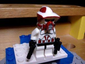 Lego Star Wars Custom ARF Commander Ponds Clone Wars Trooper