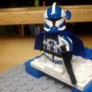 Lego Star Wars Clone Wars Trooper  Senior Arc Commander Alpha 17