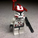 Lego Star Wars Custom Commander Ponds Clone Trooper