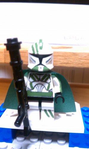 Lego Star Wars Custom 141st Elite Corps Sniper