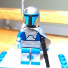 Lego Star Wars Custom Jango Fett Mandolorian Mercenary
