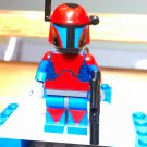 Lego Star Wars Custom  Sherruk Mandolorian Mercenary
