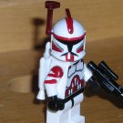 Lego Star Wars Custom Commander Fox with Jetpack