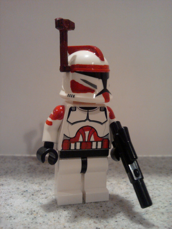 Lego Star Wars Commander Fox 24