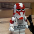 Lego Star Wars Custom Commander Keeli Clone Wars Snowtrooper