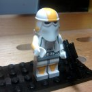 Lego Star Wars Commander Bly Snow Trooper