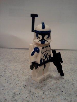 Lego Star Wars Custom Commander Denal with Jetpack