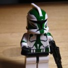 Lego Star Wars Custom Commander Gree