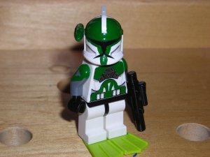 Lego Star Wars Custom Scuba Commander