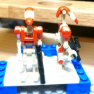 Lego Star Wars Custom B1 Battle Droids Bomb Squad