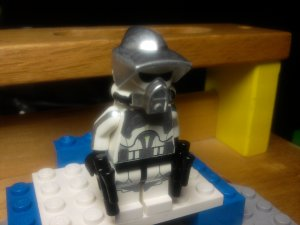 Lego Star Wars Custom Scout ARF Commander Fil
