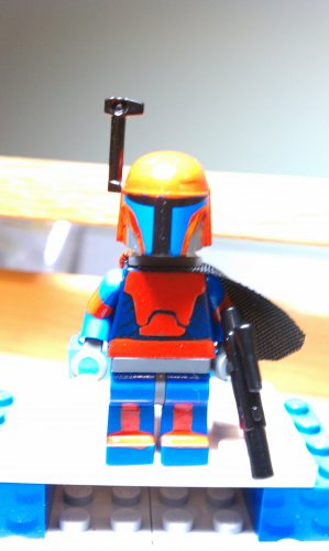 Lego Star Wars Reaser Mandalorian Bounty Hunter