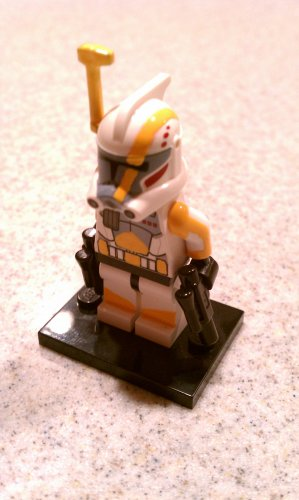 Lego Star Wars Clone Wars Trooper Arc Commander Blitz