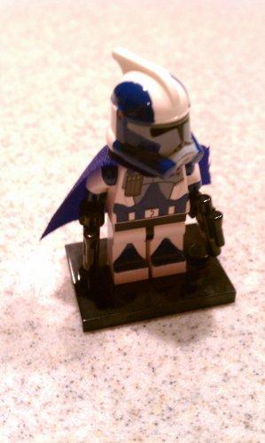 Lego Star Wars Clone Wars Trooper Arc Commander Havoc