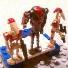 Lego Star Wars Custom B1 & Super Battle Droids Citadel Prison