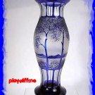 STUNNING Tall Art Deco Vintage Wilhelm Kralik Vase