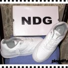 NDG Men's Athletic Shoes - Size 10 - White