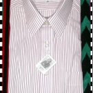Ted Lapidus Paris Men's Dress Shirt - 16 34/35 - NEW
